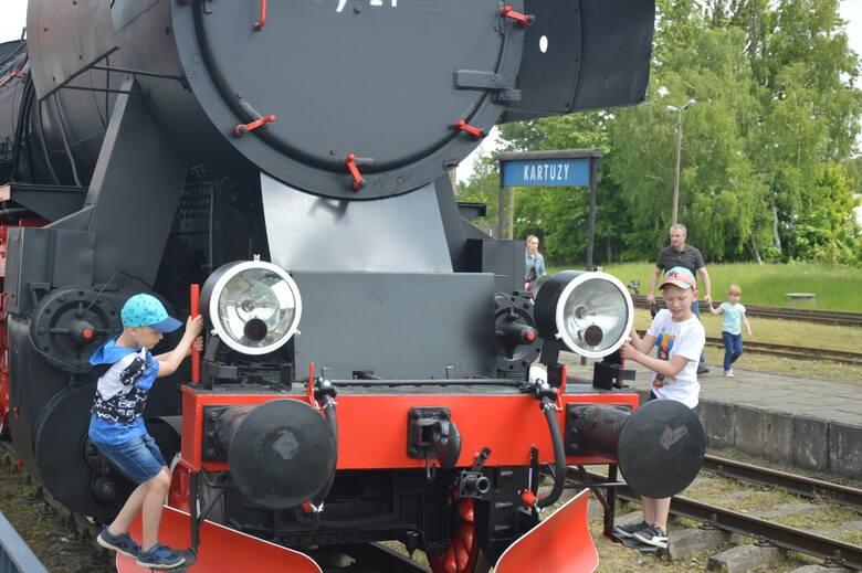 Festyn kolejowy w Kartuzach w piątek, 4.06.2021 r.