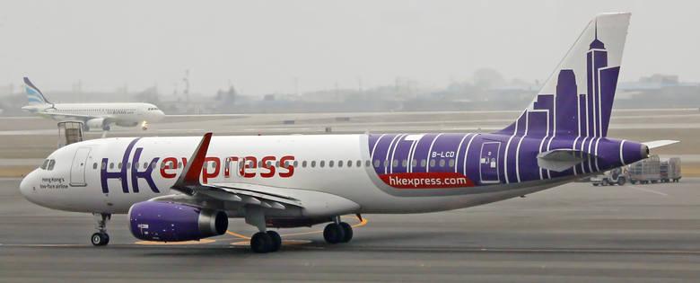 HK ExpressLinie lotnicze z Hongkongu. Obsługuje połączenia do Kambodży, Japonii, Korei Południowej, Tajlandii, Wietnamu, na Tajwan oraz do 7 miast w