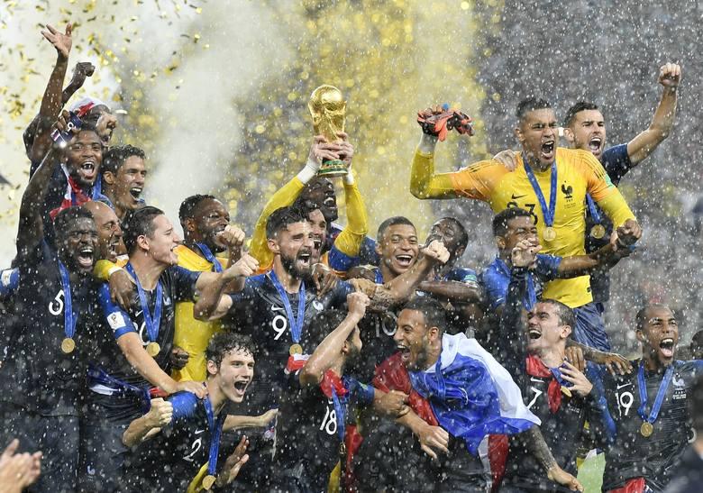 Mundial dobiegł końca, mistrzem świata została Francja, która w finale pokonała Chorwację. Przygotowaliśmy listę TOP 10 największych gwiazd mistrzostw