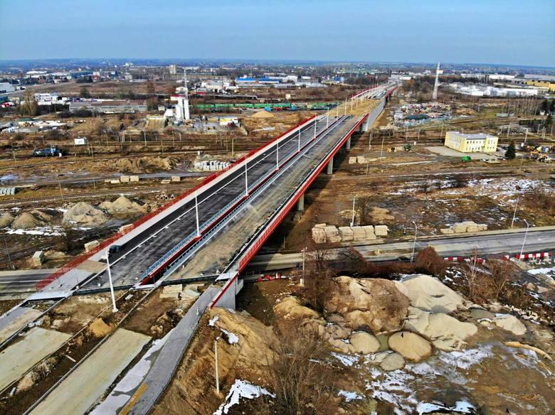 Budowa brakującego odcinka trakcji w ul. Mełgiewskiej i ul. Grygowej