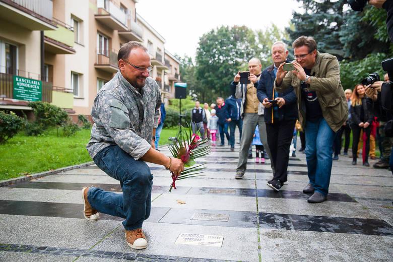 Aleja Bluesa w Białymstoku wzbogaciła się o kolejne tabliczki bluesmanów