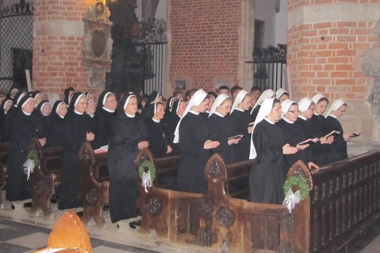Na obchody swojego święta Elżbietanki zjechały do Nysy nie tylko z całej Polski, ale z całej Europy.