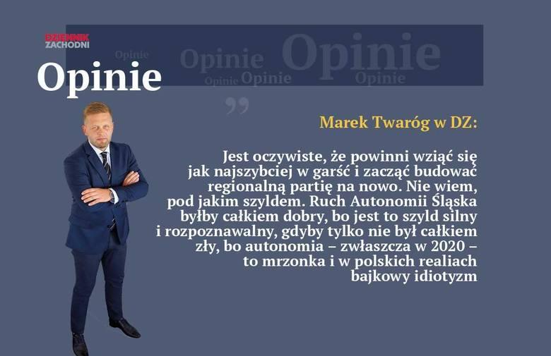 Marek Twaróg: Śląsk potrzebuje reprezentacji, a tu cisza i pustka po porażce