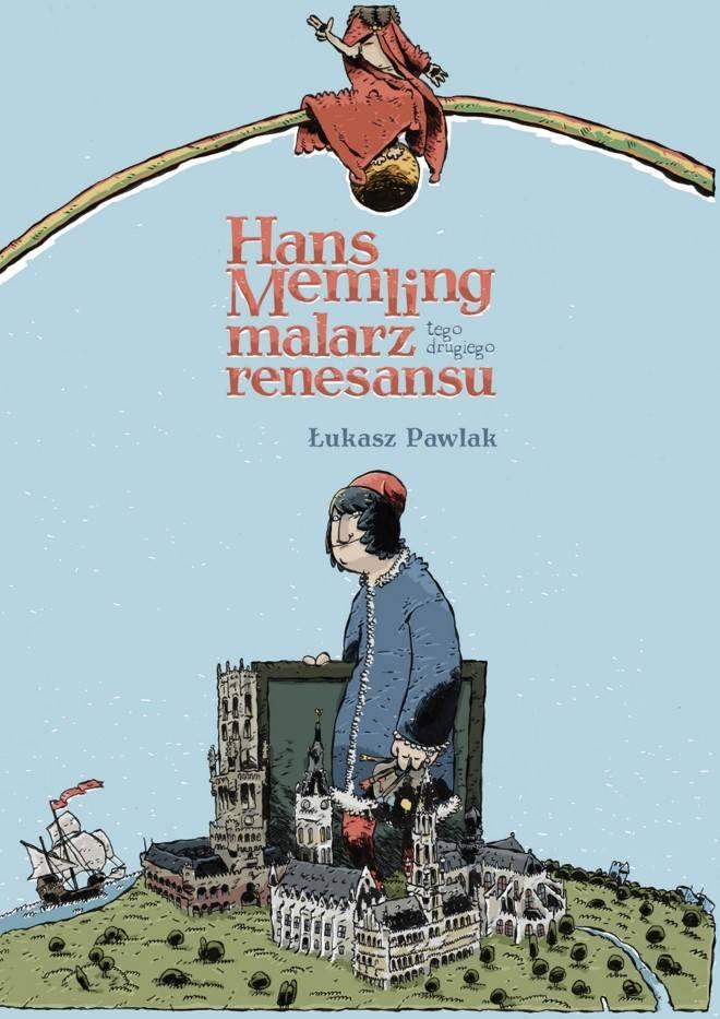 Hans Memling i komiks