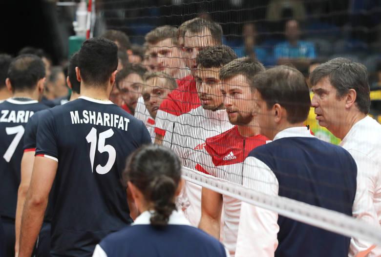 Polska - Iran na Rio 2016
