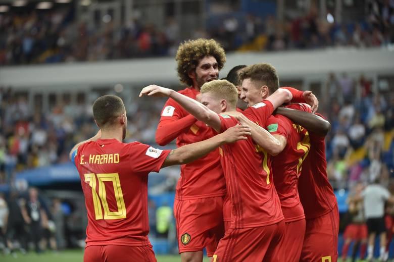 Belgowie pokazali, co to znaczy mieć piłkarski charakter [ZOBACZ ZDJĘCIA]