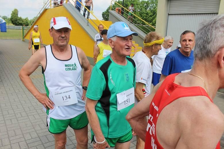 W Piekarach Śląskich biegacze rywalizowali przy pięknej słonecznej pogodzie, ana starcie stanęli zawodnicy z 14 klubów