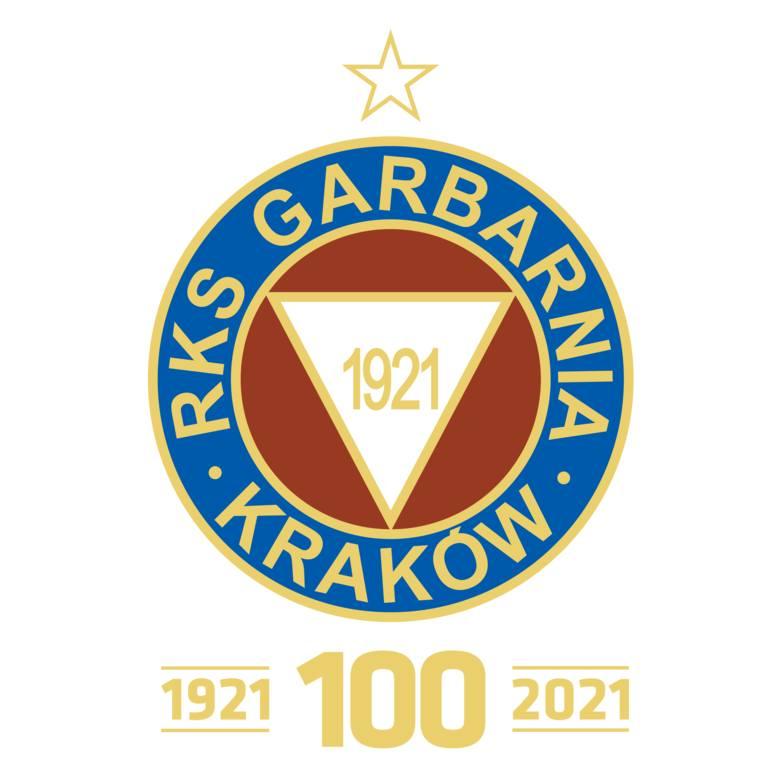 Jubileuszowe logo Garbarni Kraków