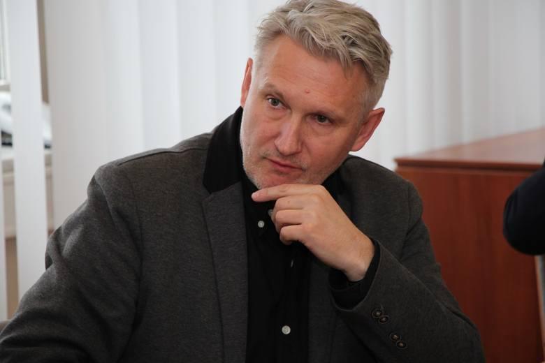 Robert Czechowski, dyrektor Lubuskiego Teatru.