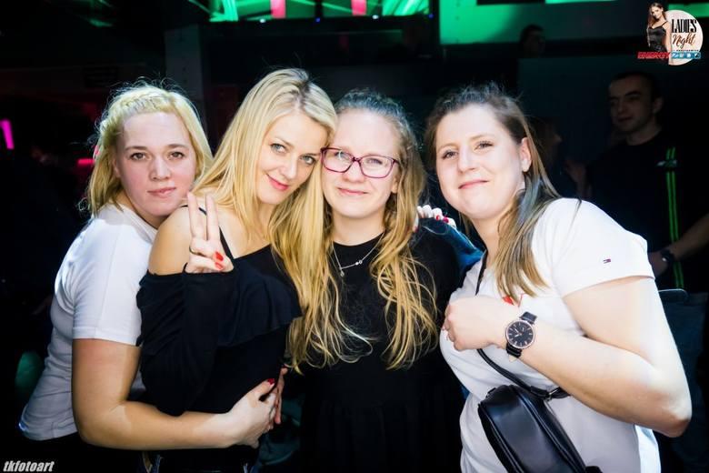 Ladies Night czyli Noc Kobiet w Energy 2000 Przytkowice [ZDJĘCIA]