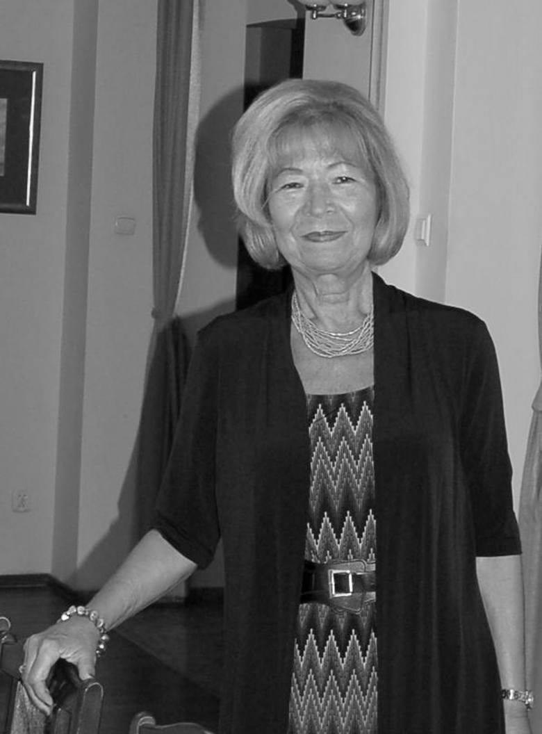 Krystyna Gwożdzicka kochała sztukę i ludzi