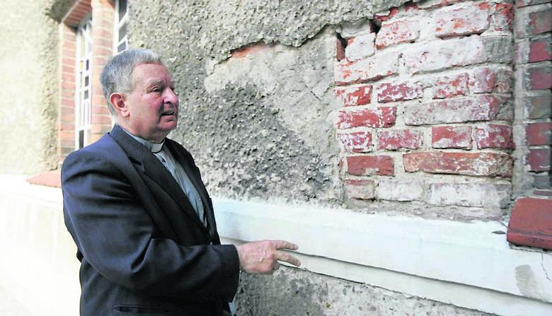 Świnoujście: Zabytkowy kościół doczeka się remontu elewacji wieży