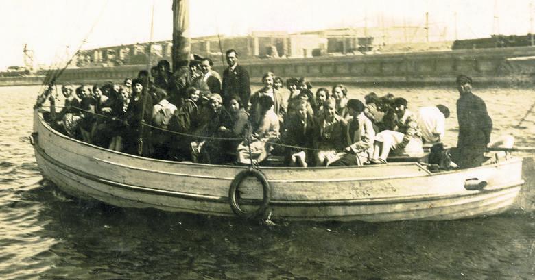 Rodzinne zdjęcie z 1934 roku