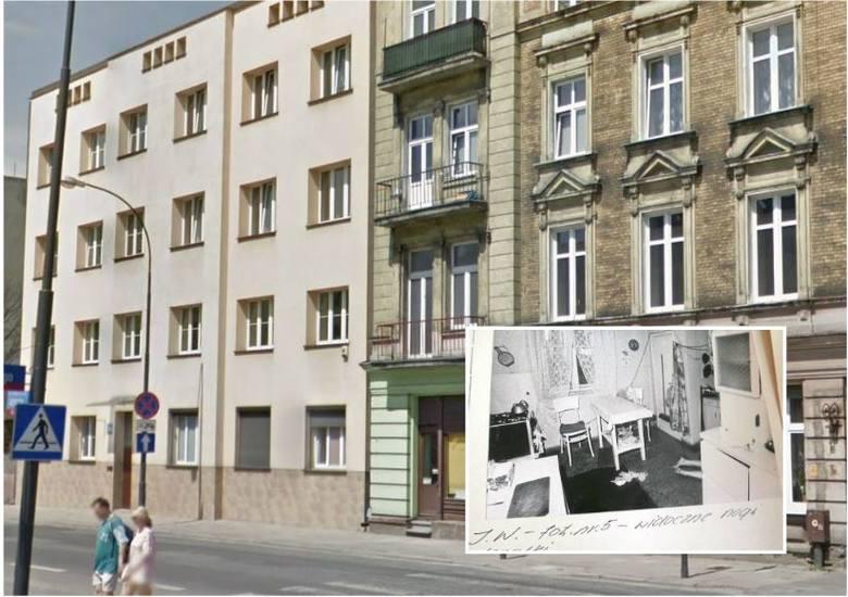 Roznegliżowane zwłoki 86-letniej Leokadii Skibińskiej, mieszkanki kamienicy przy ul. Jaracza 56 w Łodzi, znaleziono w jej domu 16 sierpnia 1992 r. Morderca,