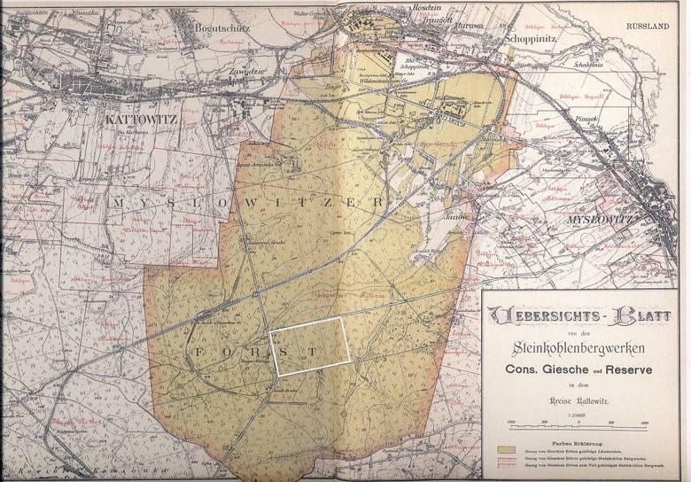 Katowicka prokurator zablokowała plan spółki Giesche S.A.