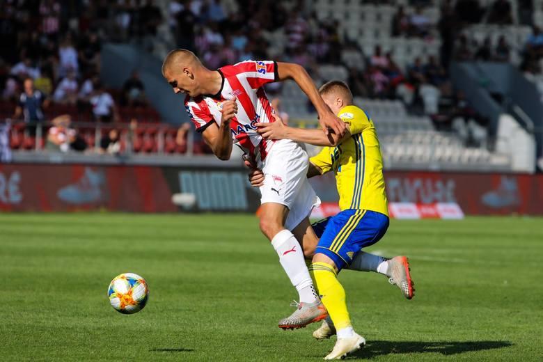 Cracovia ma walecznych piłkarzy