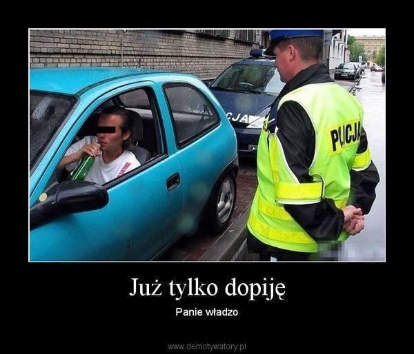 W środę, 25 lipca, Policja obchodzi swoje święto.  Z tej okazji przygotowaliśmy, z przymrużeniem oka, najzabawniejsze memy o policji.