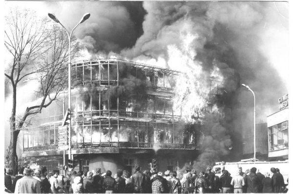 33 lata temu spłonęła Kaskada. Zginęło 14 osób [zdjęcia]
