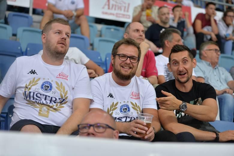 Anwil Włocławek pokonał Arkę Gdynia 81:64. Koszykarze byli zachwyceni atmosferą w Lidze Mistrzów, a przecież to był tylko sparing. To przedsmak tego,