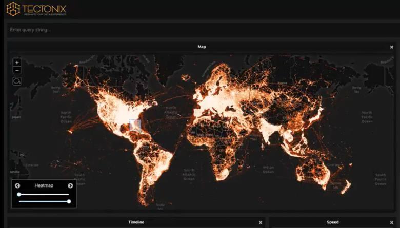 Ta mapa uświadamia, dlaczego koronawirus rozprzestrzenia się tak szybko [MAPA, WIZUALIZACJE] 30.03