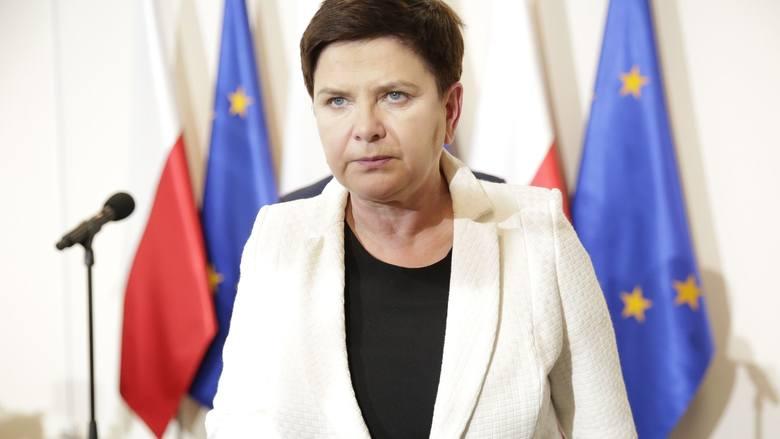 Beata Szydło, aut. Marek Szawdyn
