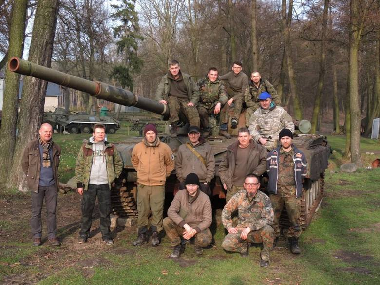 Członkowie Lubuskiej Grupy Eksploracyjnej Nadodrze sobotę, 5 marca spędzili bardzo pracowicie. Zawitali do Lubuskiego Muzeum Wojskowego w Zielonej Górze