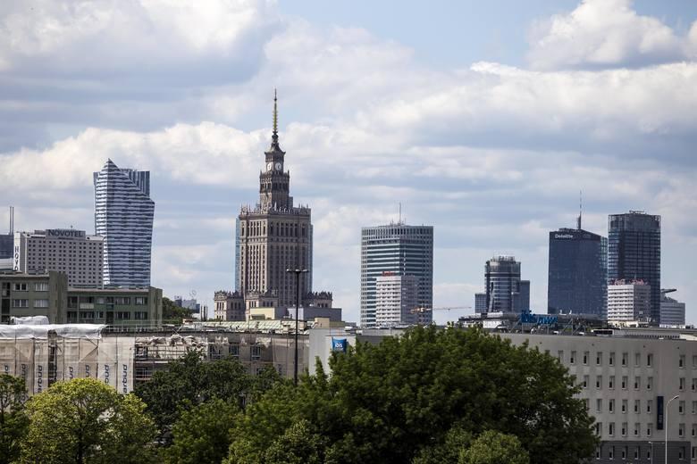 Co ósmy lokal w tym roku wybudowano w Warszawie.