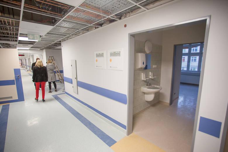 Oddziały i poradnia ginekologiczna przeniesione z Ustki, w Słupsku będą na jednym poziomie - na pierwszym piętrze