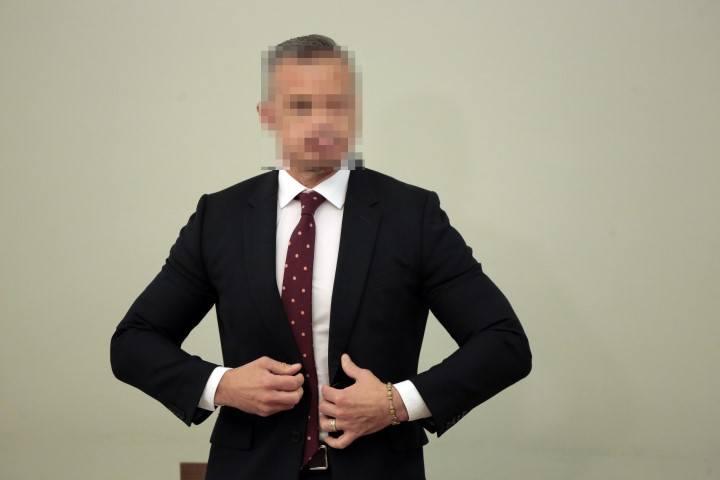 Były minister transportu Sławomir N. zatrzymany przez CBA w Gdańsku za korupcję i kierowanie zorganizowaną grupą przestępczą