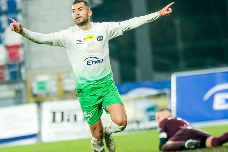Radomiak Radom w meczu Fortuna 1 Liga pokonał na własnym boisku 1:0 lidera tabeli ŁKS Łódź. Losy meczu rozstrzygnęły się w 86 minucie, kiedy Brazylijczyk