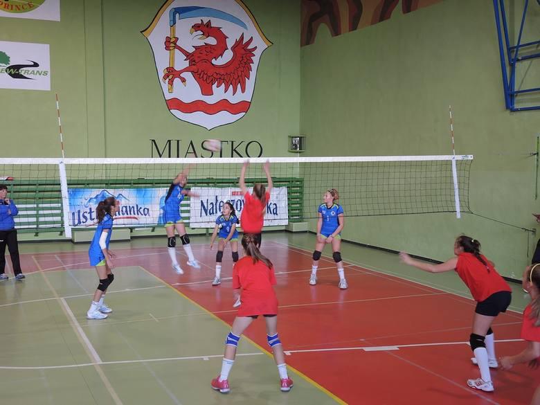 Mecz UKS Morena Miastko - UKS Pogodno Szczecin