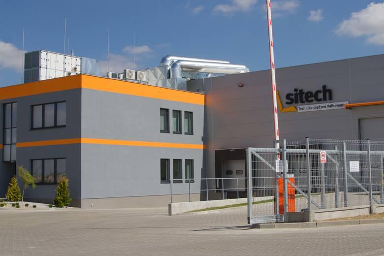 W okolicach fabryki Volkswagena we Wrześni powstają zakłady poddostawców