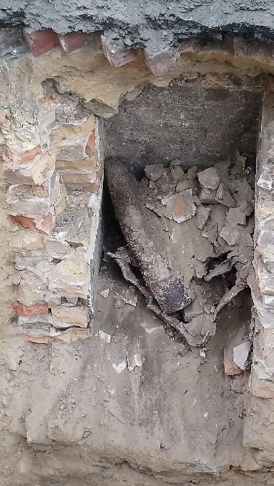 Niewybuch znaleziony w środę na Al. Racławickich w Lublinie