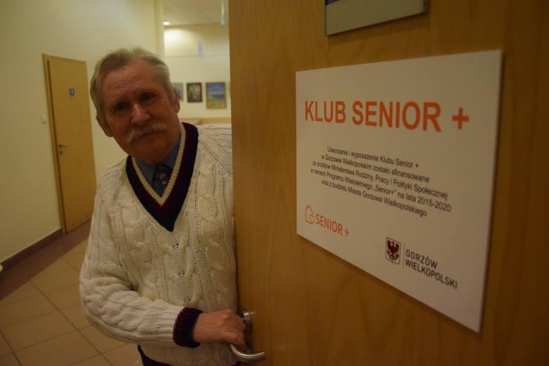 Klub Senior Plus został otwarty w bibliotece wojewódzkiej.