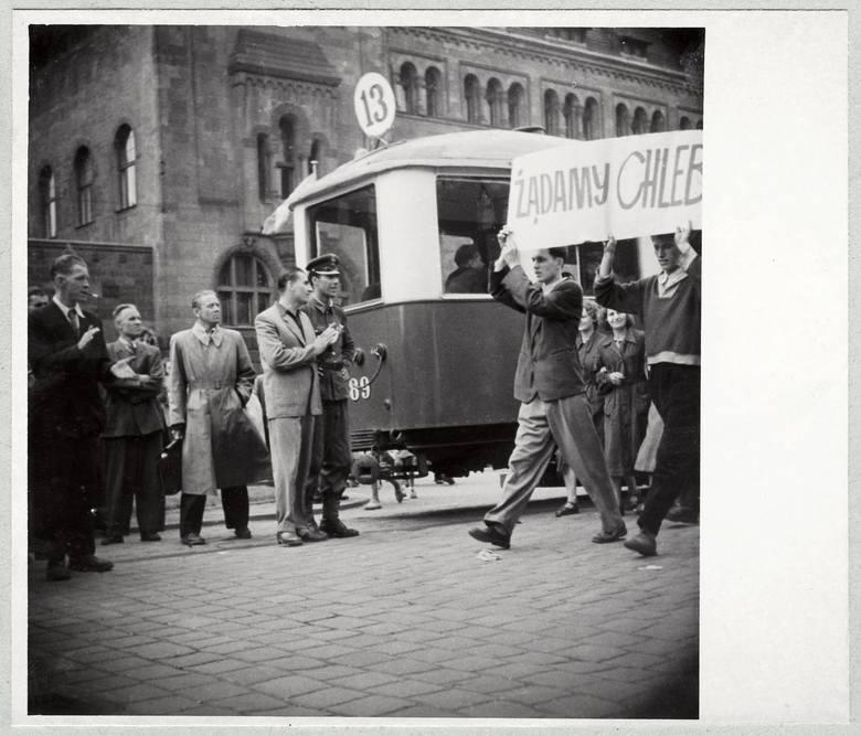 Czerwiec 1956: Pierwsze w PRL powstanie przeciwko władzy