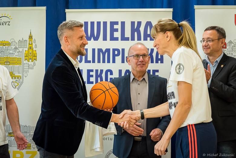 Elżbieta Nowak, Przemysław Staniszewski, Mieczysław Nowicki, Tomasz Rosset