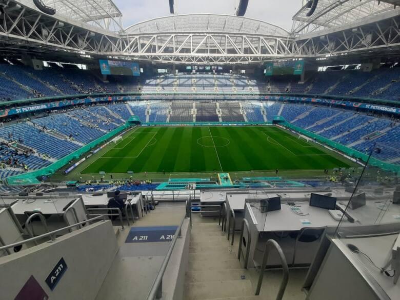 Cała Rosja wspierała reprezentację, która stoczyła zacięty bój z Finlandią w finałach Euro 2020. Piłkarze Stanisława Czerczesowa wygrali 1:0 po golu