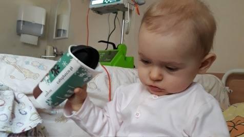 Rodzina Kuby prosi o wsparcie małej Liliany Hepner z Murzynowa, która też walczy z rakiem