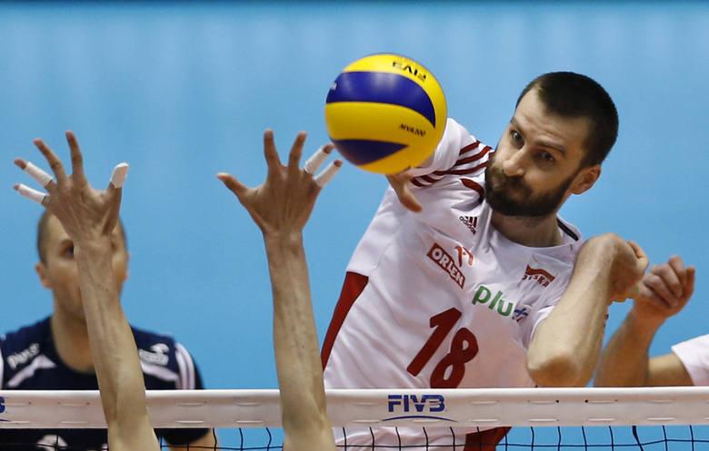 Marcin Możdżonek nie wystąpi na igrzyskach w Rio de Janeiro