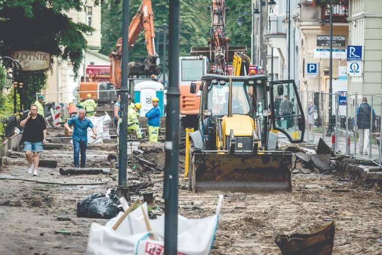 Ulica Cieszkowskiego – wizytówka Śródmieścia