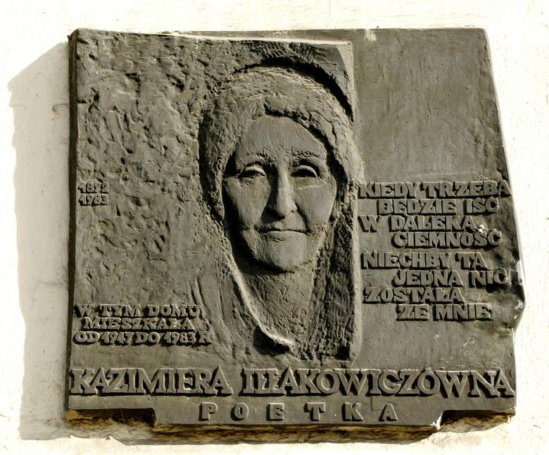 Kazimiera Iłłakowiczówna: Rozstrzelano moje serce w Poznaniu