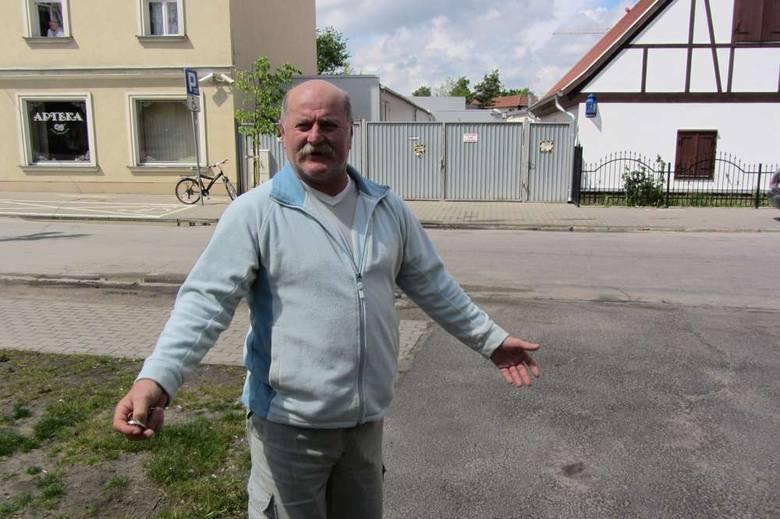 Wątpię, by Główna zgodziła się na przytulisko przy Krańcowej - mówi zirytowany Zbigniew Klimczak