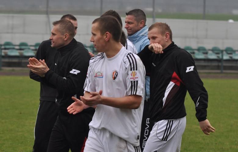 Piłkarze Ruchu Zdzieszowice przegrali dwa mecze z rzędu, a to im się wcześniej w rozgrywkach II ligi nigdy nie zdarzyło.
