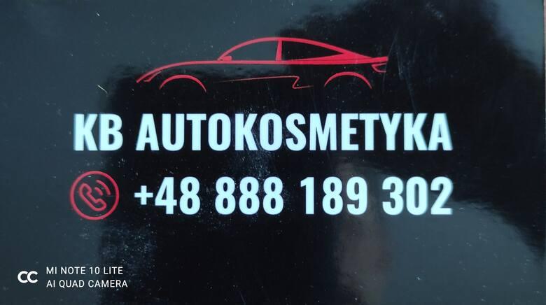 Autokosmetyka – Galla