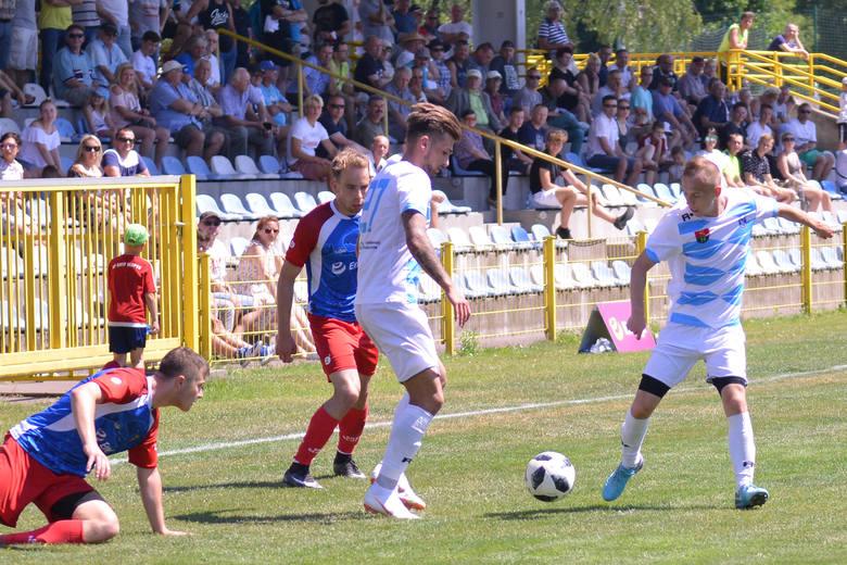 IV liga: Gryf Słupsk przegrał z Radunią Stężyca 1:4.