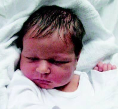 Monika i Marcin Ryszawa 2 sierpnia zostali rodzicami po raz trzeci. Olawazyla 3120 g i mierzyla 56 cm. 9-letni Krystian i 7-letnia Maja bardzosie cieszą