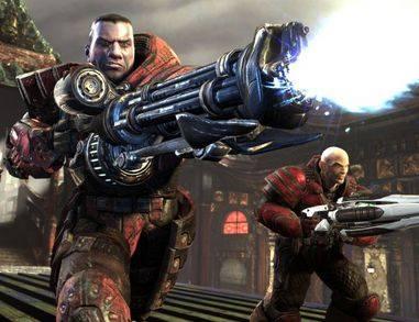 Unreal Tournament III to czysty odlot