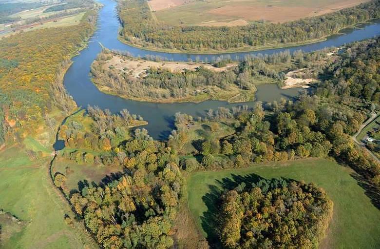 To największa lubuska rzeka i druga co do wielkości w Polsce. Zobacz zdjęcia Odry z perspektywy, z której do tej pory mogli podziwiać ją tylko nieli