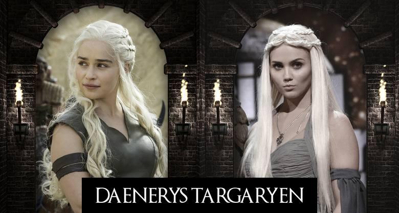 Daenerys Targaryen: Agnieszka Kaczorowska