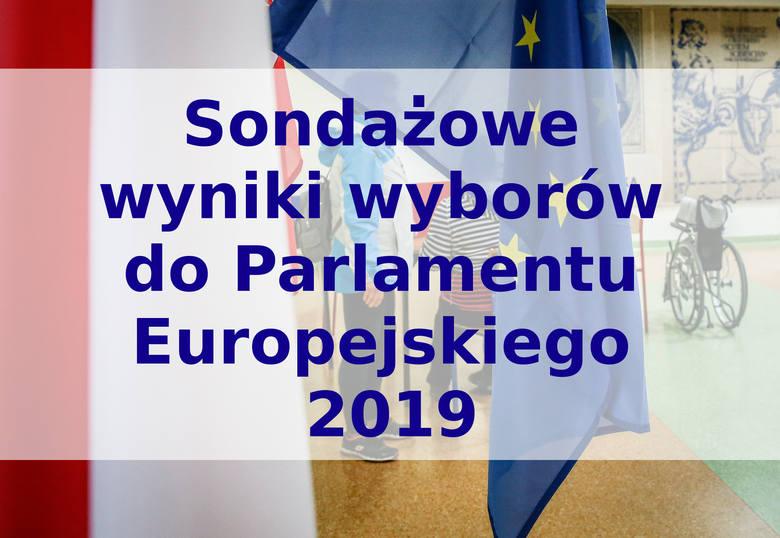 Przedstawiamy sondażowe wyniki wyborów do Parlamentu Europejskiego 2019. Oto sondażowe wyniki exit poll IPSOS (źródło TVN24).